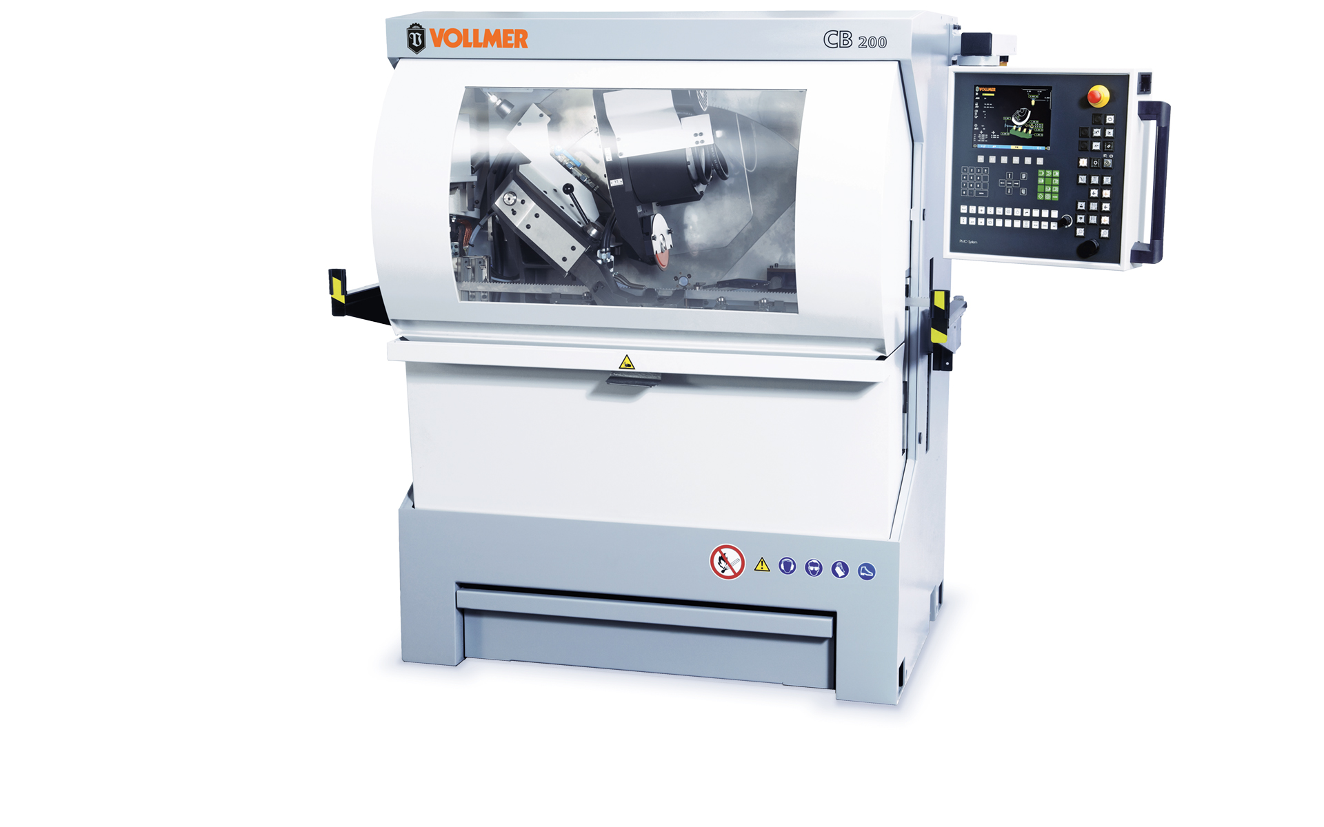 CB 200 Sharpening machine for carbide-tipped band saw